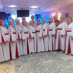 Фольклорный чувашский ансамбль «Илем»