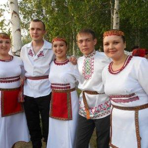 Фольклорный ансамбль «Мари»