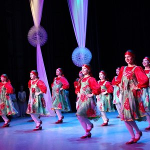 Ансамбль народного танца «Радуга»