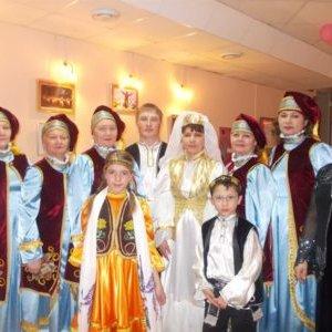 Татаро – башкирский ансамбль «Шатлык»