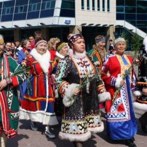 Фольклорный хантыйский ансамбль «Тор-Най»